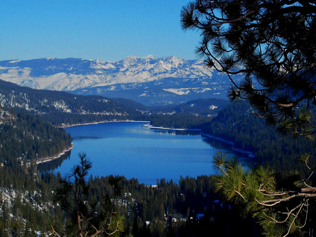 Donner lake images galleries with a bite for Donner lake fishing report