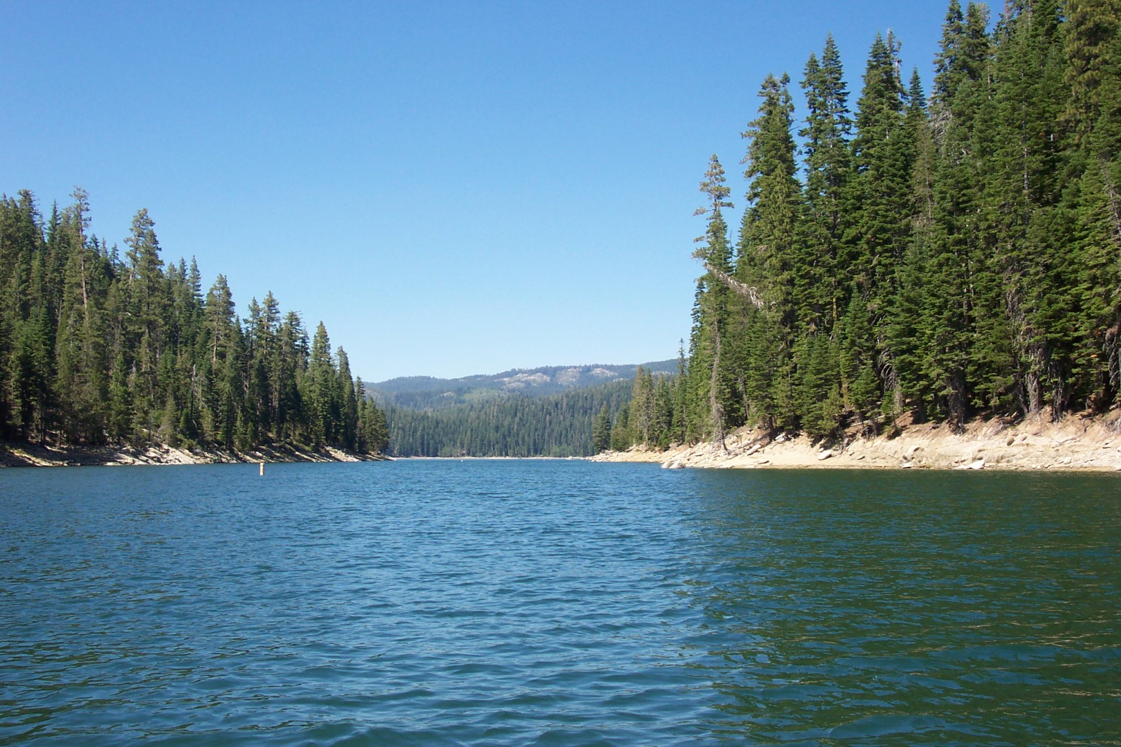 Bucks Lake CA, Davis and Frenchman