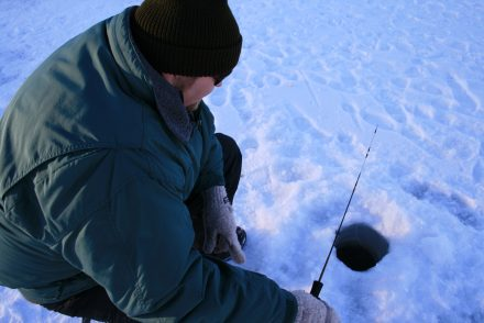 best ice fishing tips and tricks - the fishing advicethe fishing, Fish Finder