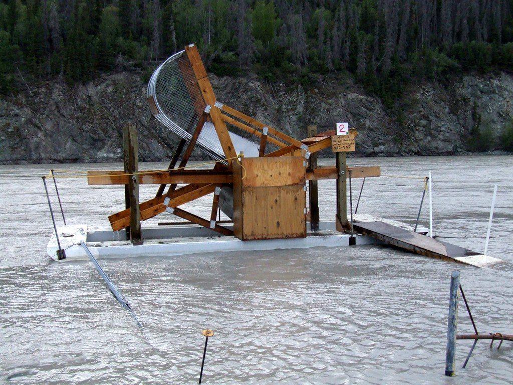 fishing wheel