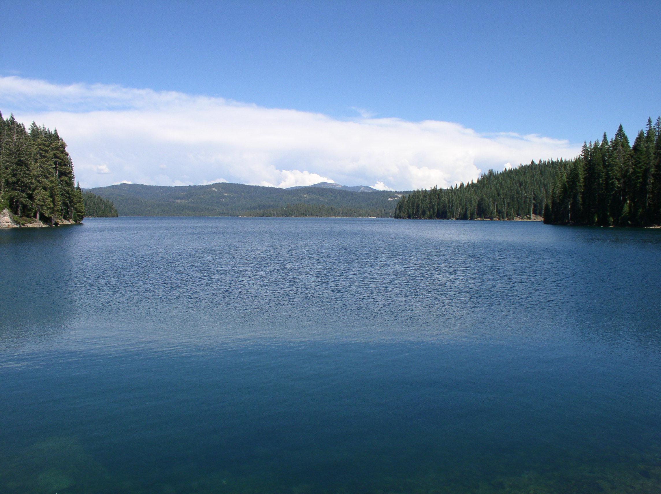 little grass valley reservoir
