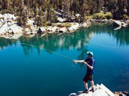 Wet Fly Fishing in Still Waters