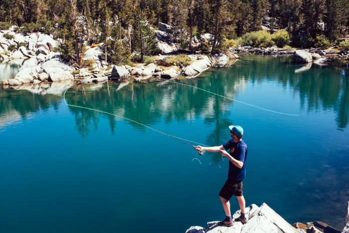 Wet Fly Fishing in Still Waters