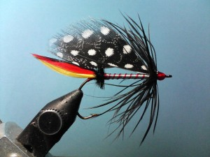 About Artificial Flies in Fly Fishing