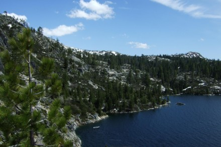 Loon Lake CA