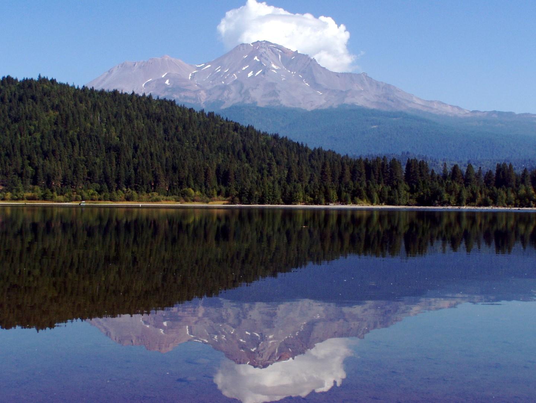 Lake Shasta and Keswick Reservoir