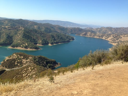 Lake Berryessa Fishing and Camping