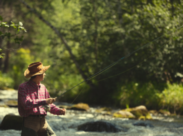 Roll Casting in Fly Fishing