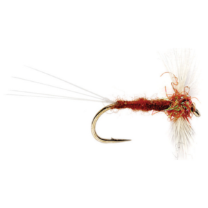 Rusty Spinner Fly