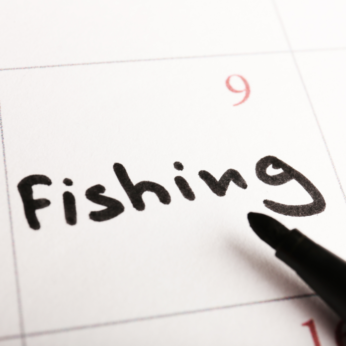 Fishing Words & Terms